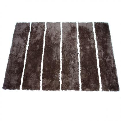 Original Rug Mat -Stripe-(Brown/Beige)