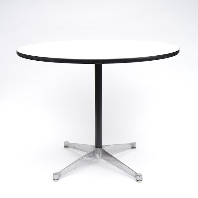 Eames Contract Base Round Table (910mm)#3