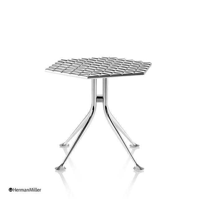 Girard Hexagonal Table
