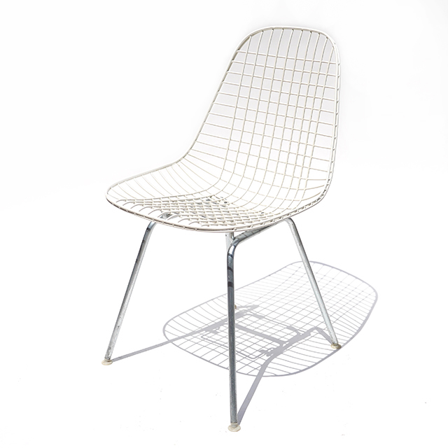 Eames Wire Chair H-Base(1951)