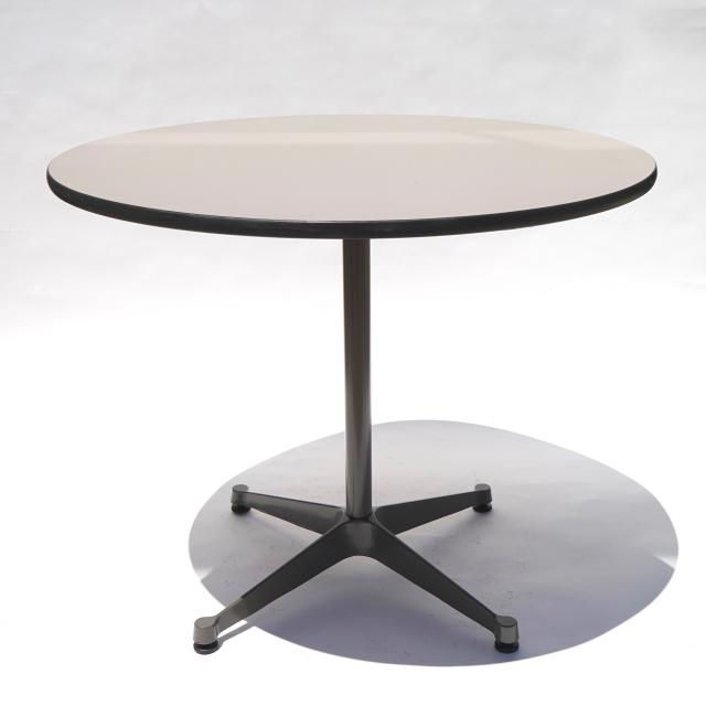 Eames Contract Base Round Table (910mm)#2