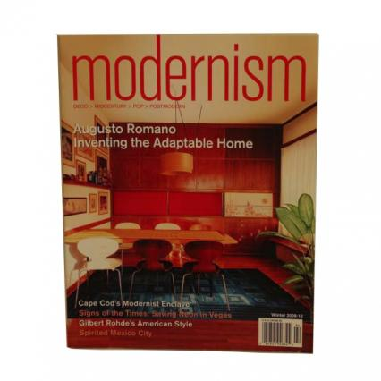 modernism magazine【Winter 2009-10】