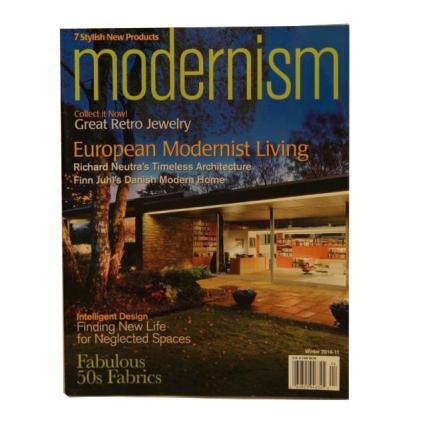 modernism magazine 【Winter 2010-11】