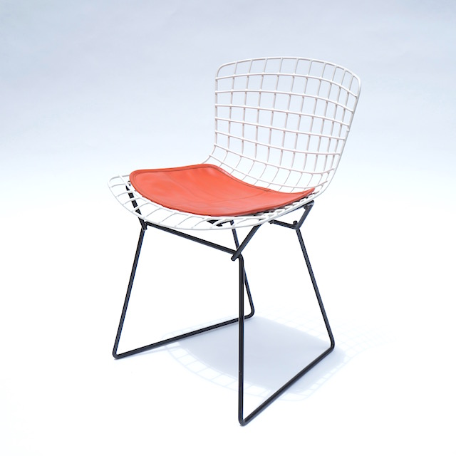 H.Bertoia Child Wire Mesh Side Chair (1955)