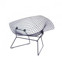 H.Bertoia Wire Mesh Big Diamond Chair (1955)
