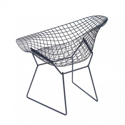 H.Bertoia Wire Mesh Small Diamond Chair (1955) #3