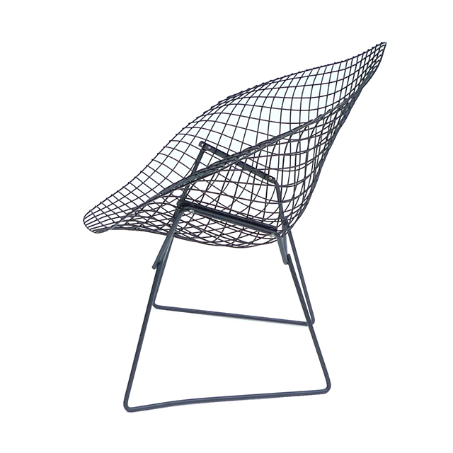 H.Bertoia Wire Mesh Small Diamond Chair (1955) #2