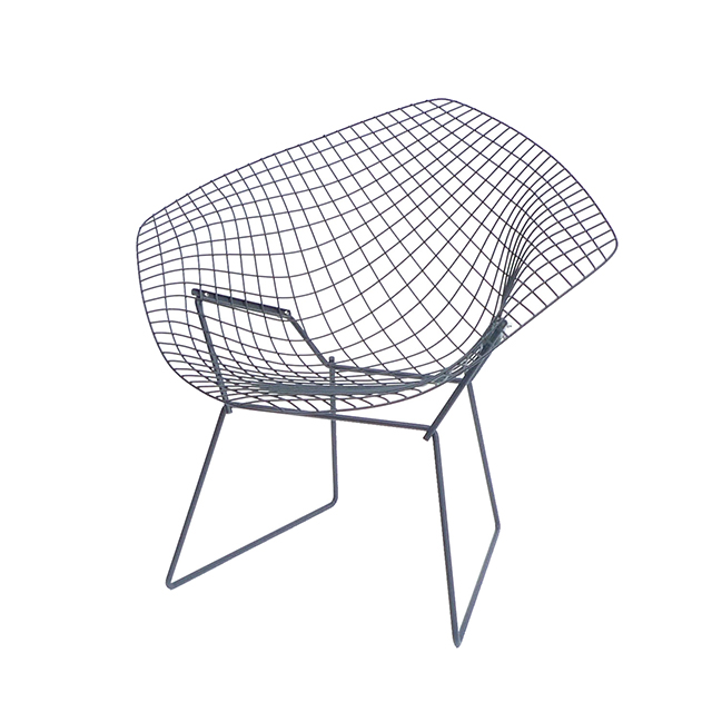 H.Bertoia Wire Mesh Small Diamond Chair (1955) #1