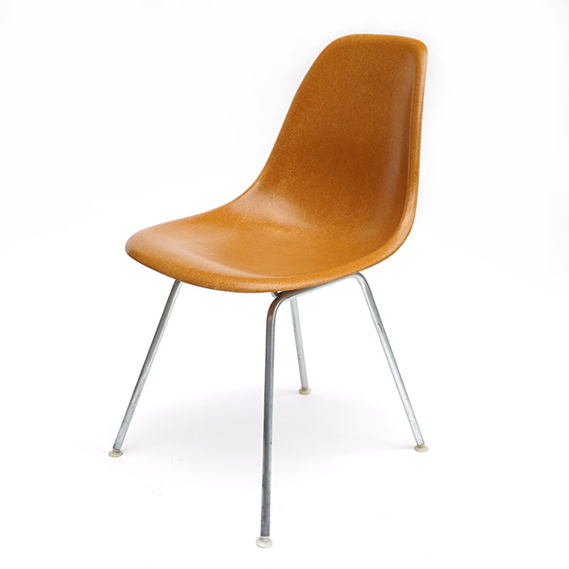 Eames Plastic Side Chair H-Base (1953) OD01H