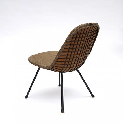 Eames Wire Chair Lounge X-Base(1951)