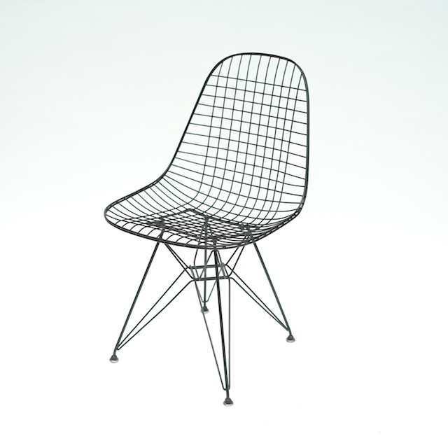 Eames Wire Chair Eiffel Tower Base(1950)