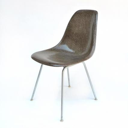 Eames Plastic Side Chair H-Base (1953) SB01H
