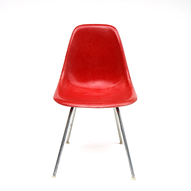 Eames Plastic Side Chair H-Base (1953) CN01H