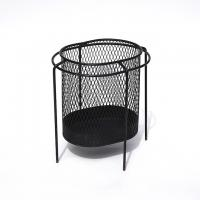 Vintage Wire Mesh Waste Basket