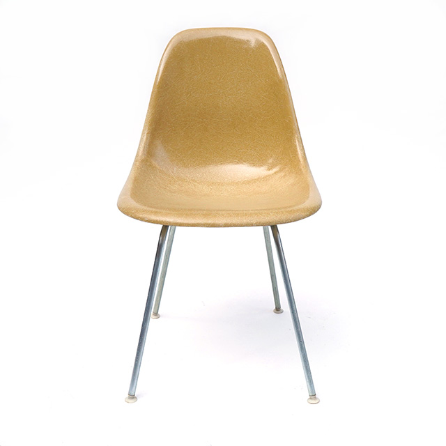 Eames Plastic Side Chair H Base (1953) MU06H
