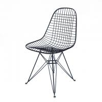 Eames Wire Mesh Chair Eiffel Base(1951)