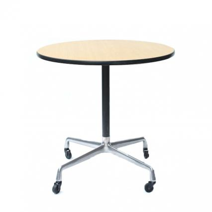 Eames Circular Contract Work Table(755mm)
