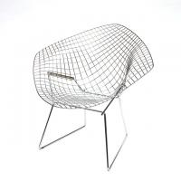 H.Bertoia Wire Mesh Small Diamond Chair (1955)
