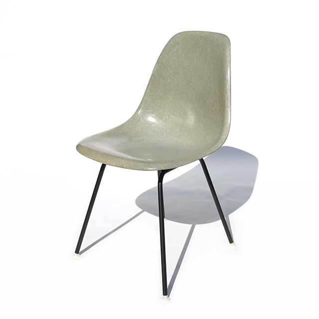 Eames Plastic Side Chair H-Base (1953) SG05H