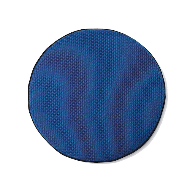 Original Round Cushion-Blue