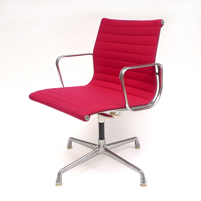 Eames Aluminum Group Desk Arm Chair