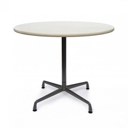 Eames Universal Base Round Table (910mm)