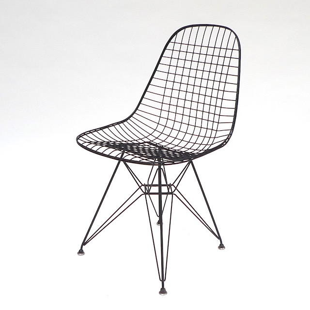Eames Wire Mesh Chair Eiffel Base(1951) #2.