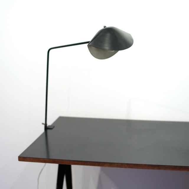Serge Mouille Agrafee Desk Lamp