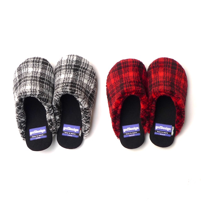 THERMAL PRO High Loft Check Room Slippers