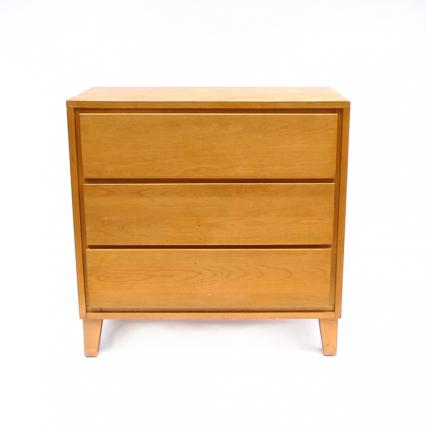 Russel Wright 3Drawers Chest